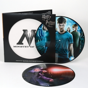 vinyl 2LP Harry Potter and the Order of the Phoenix (soundtrack)