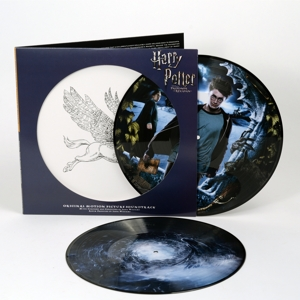 vinyl 2LP Harry Potter and the Prisoner of Azkaban (soundtrack)