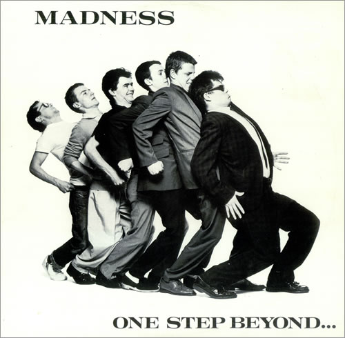 vinyl LP MADNESS One Step Beyond