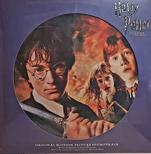 vinyl 2LP Harry Potter and the Chamber of Secrets (soundtrack)