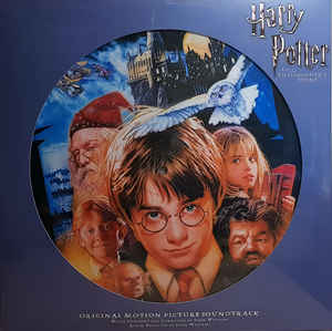 vinyl 2LP Harry Potter and the Philosopher's Stone (soundtrack)