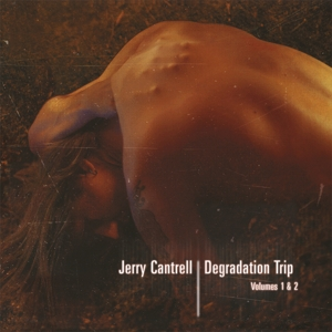vinyl 4LP JERRY CANTRELL Degradation Trip 1&2