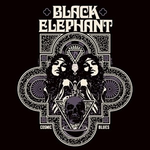 vinyl LP BLACK ELEPHANT Cosmic Blues