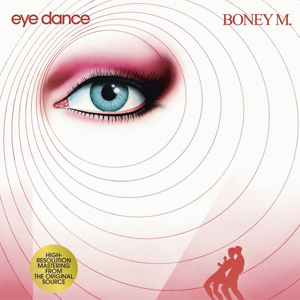 vinyl LP BONEY M. Eye Dance