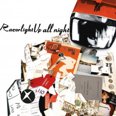 vinyl LP RAZORLIGHT Up All Night