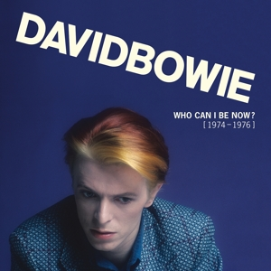 vinyl BOXSET BOWIE, DAVID WHO CAN I BE NOW ? (1974 - 1976)