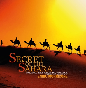 vinyl LP ENNIO MORRICONE Secret of the Sahara