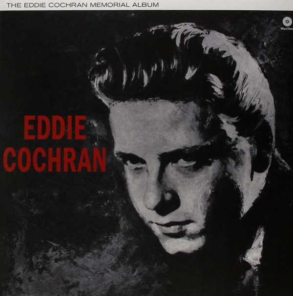 vinyl LP EDDIE COCHRAN The Eddie Cochran Memorial Album
