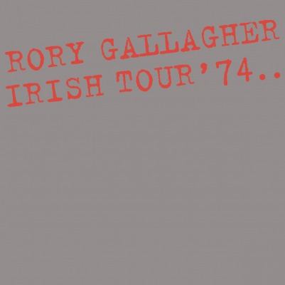 vinyl 2LP RORY GALLAGHER Irish Tour ´74