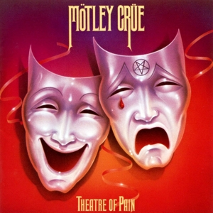 vinyl LP MOTLEY CRUE Theater of Pain