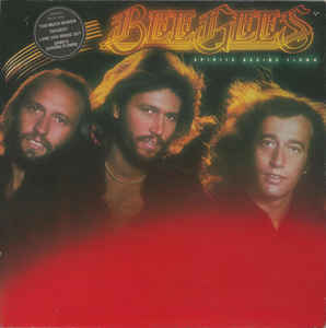 vinyl LP BEE GEES Spirits Having Flown