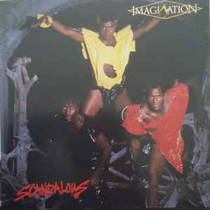 vinyl LP IMAGINATION Scandalous