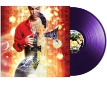 vinyl LP PRINCE Planet Earth