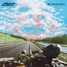 vinyl 2LP CHEMICAL BROTHERS No Geography