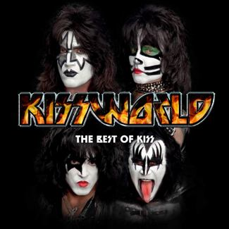 vinyl 2LP KISS Kissworld - The Best Of