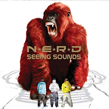 vinyl 2LP N.E.R.D Seeing Sounds