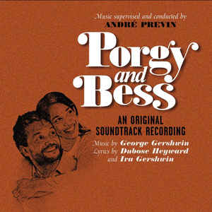 vinyl LP Porgy And Bess (soundtrack)