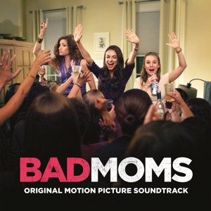 vinyl LP Bad Moms (soundtrack)