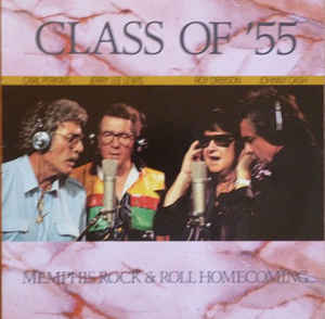 vinyl LP Class Of ´55 (various artists)