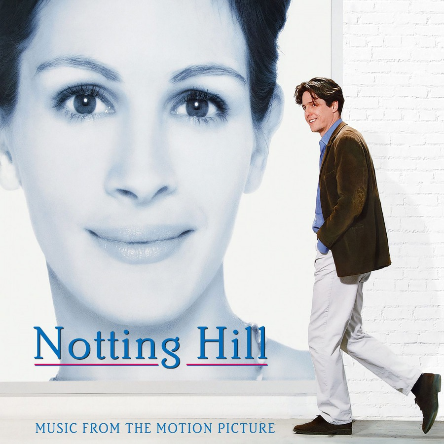 vinyl LP NOTTING HILL Soundtrack