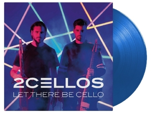 vinyl LP 2CELLOS Let There be Cello