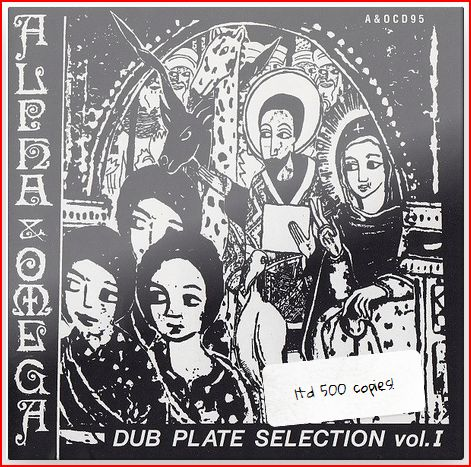 vinyl LP ALPHA & OMEGA Dubplate Selection Vol.1