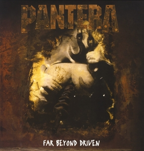 vinyl 2LP PANTERA Far Beyond Driven