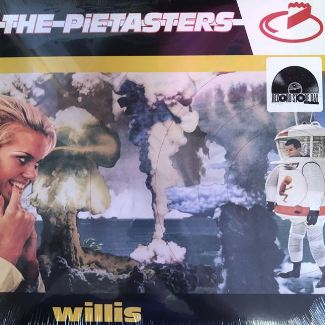 vinyl LP PIETASTERS Willis