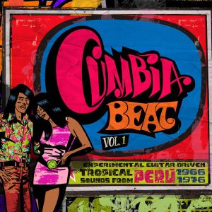 vinyl 2LP Cumbia Beat (Various artists)