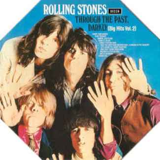 vinyl LP THE ROLLING STONES Through The Past, Darkly (Big Hits Vol.2)