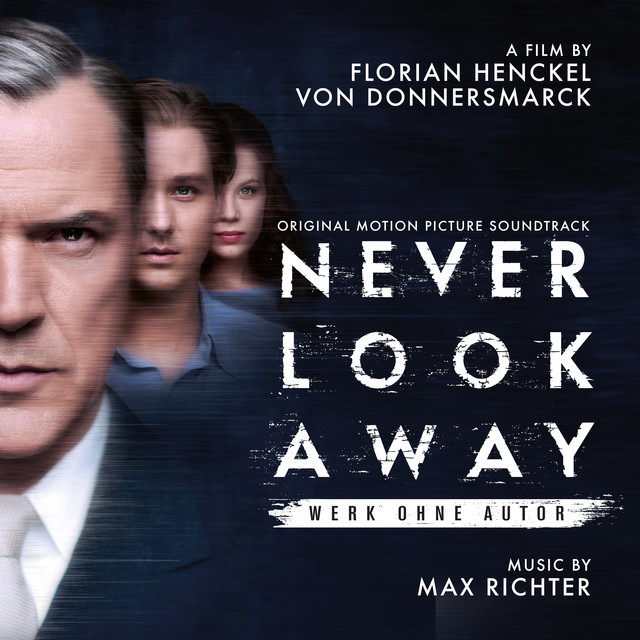 vinyl LP MAX RICHTER Never Look Away (soundtrack)