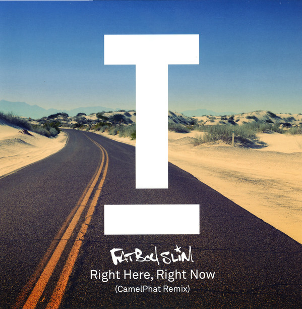 vinyl LP FATBOY SLIM Right Here, Right Now (CamelPhat Remix)
