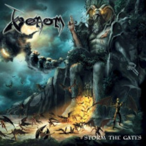 vinyl 2LP VENOM Storm The gates