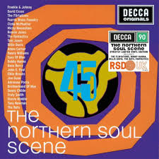 vinyl LP Northern Soul Scene (various artists)