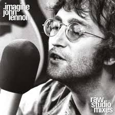 vinyl LP JOHN LENNON Imagine (Raw Studio Mixes)