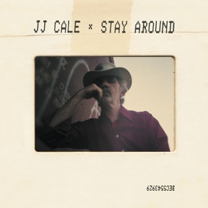 vinyl LP J.J. CALE Stay Around