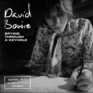 vinyl BOXSET BOWIE, DAVID SPYING THROUGH A KEYHOLE