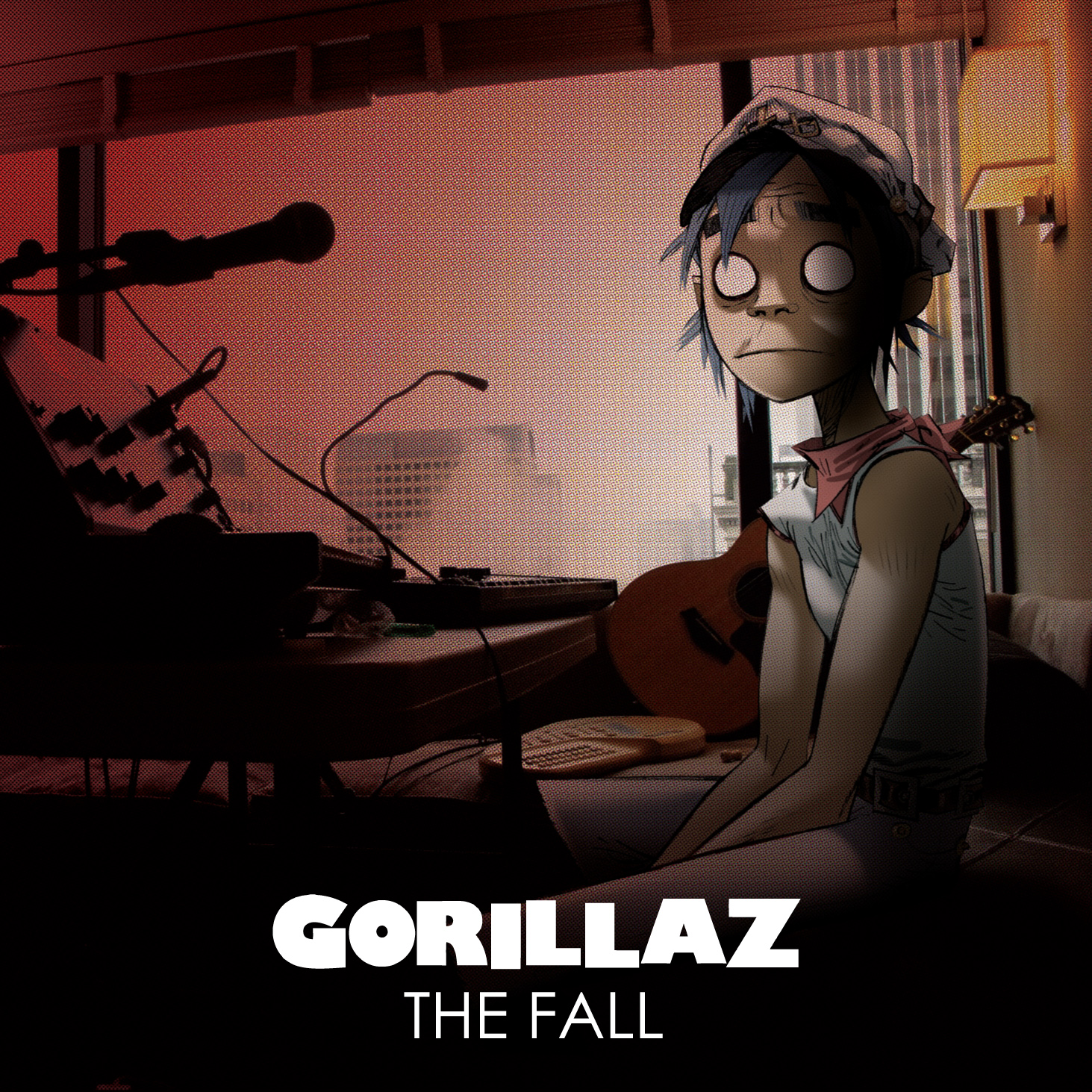 vinyl LP GORILLAZ The Fall