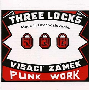 vinyl LP VISACÍ ZÁMEK Three Locks
