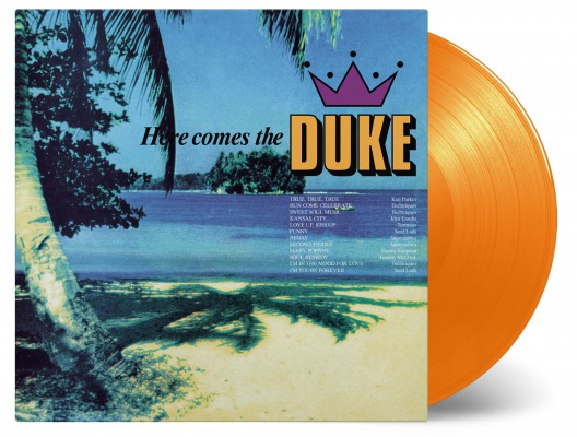 vinyl LP VARIOUS ARTISTS Here Comes The Duke