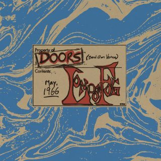 "vinyl 10"" SP THE DOORS London Fog"