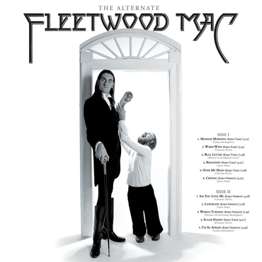vinyl LP FLEETWOOD MAC The Alternative Fleetwood Mac