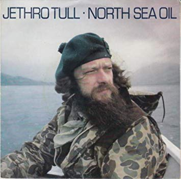vinyl LP JETHRO TULL North Sea Oil