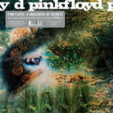 vinyl LP PINK FLOYD A Saucerful Of Secrets