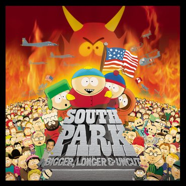 vinyl 2LP South Park Music From And Inspired By The Motion Picture South Park: Bigger, Longer & Uncut