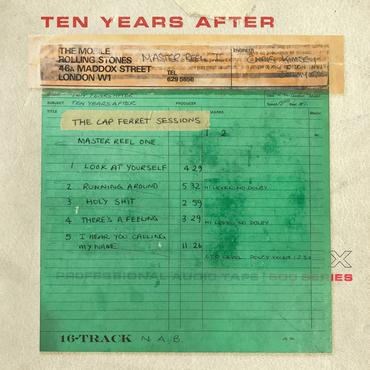 vinyl LP TEN YEARS AFTER The Cap Ferrat Sessions