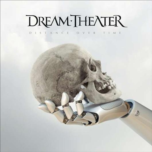 vinyl 2LP DREAM THEATER Distance Over Time