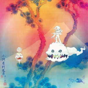 vinyl LP KANYE WEST Kids See Ghosts