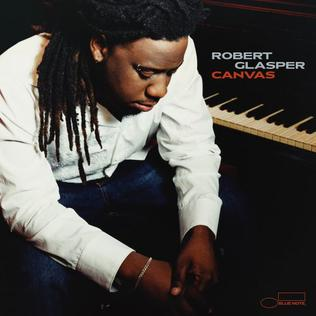 vinyl LP ROBERT GLASPER Canvas