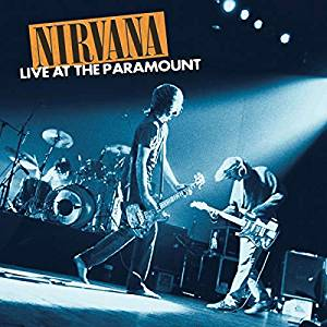 vinyl 2LP NIRVANA Live At The Paramount